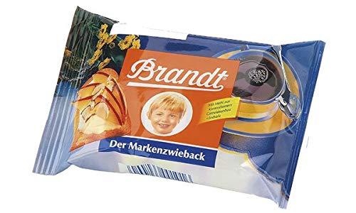BRANDT Brandt Biscotte, emballage individuel dans un carton