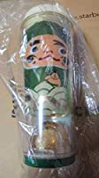 スターバックス だるま スノードーム タンブラー 相撲 日本のお土産 スタバ 2021 福袋 緑色