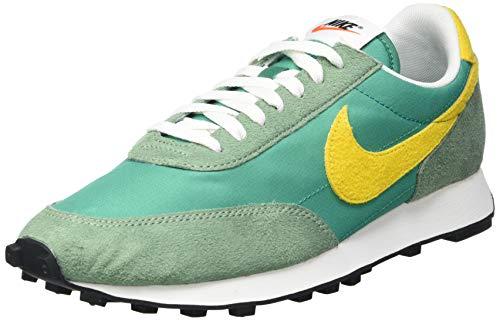 Nike DBREAK SP, Zapatillas de Gimnasio Hombre, Neptune Green Speed Yellow Silver Pine, 36.5 EU