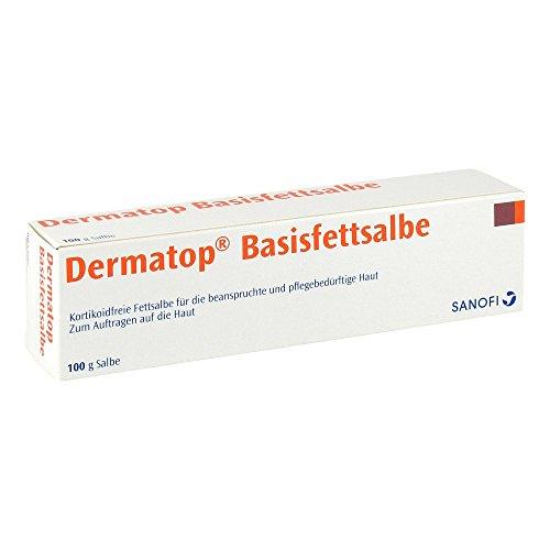 Dermatop Basisfettsalbe, 100 g Salbe