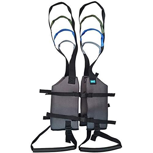 Eslingas De Elevación De Pacientes Eslingas De Inodoro Elevador De Eslingas De Conducción Ayudas De Pie Entrenadores De Piernas Ejercicio Muslo Cadera Cintura Soportes Lumbares Para La Espalda
