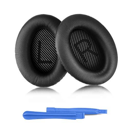 Almohadillas de Repuesto para Auriculares Bose, ELZO Almohadillas Profesionales para