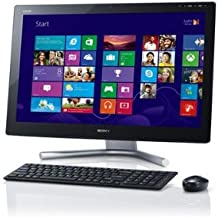 Sony VAIO SVL24147CXB 24-Inch All-in-One Touch Desktop (Discontinued by Manufacturer)