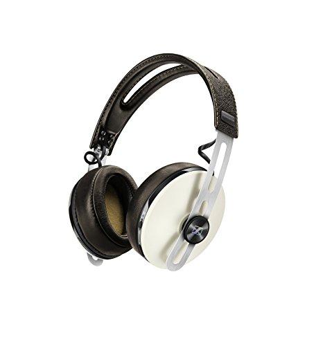 Sennheiser Momentum M2 AEBT Over-Ear Kopfhörer (Wireless, Bluetooth, 3,5 mm Klinkenstecker, Noise Cancelling) ivory