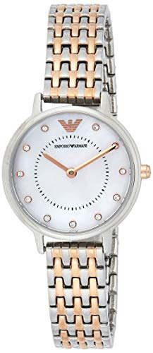 Reloj Emporio Armani AR11094 Cuarzo analógico Acero 316 L Mujer
