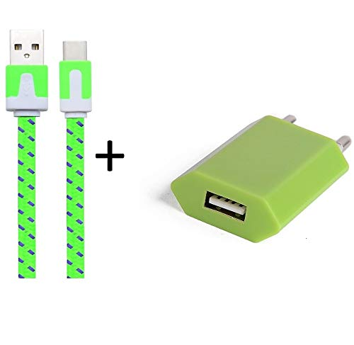 Shot Case Cargador Adaptador USB para el Eco El MAX 2Smartphone/Tablet Gris
