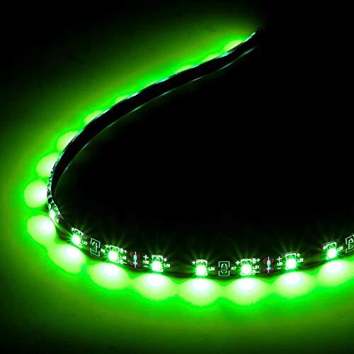 Lamptron FlexLight Pro–12LEDs–Grà ¼ n