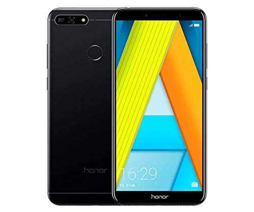 Honor 7A Dual-SIM Smartphone 14,5 cm (5,7 Zoll) (2GB RAM, 16GB Speicher, Android, 8.0) schwarz