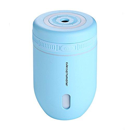 Humidificador Aromaterapia,JiaMeng Lámpara humidificador Taza Linda luz LED humidificador difusor de Aire purificador atomizador - JMJS052