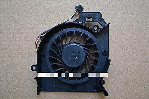 Ellenbogenorthese-LQ Ventilador de refrigeración de CPU para Ordenador portátil 100% Nuevo para HP DV6-6000 DV6-6050 DV7-6B DV7-6C MF60120V1-C181-S9A DC 5V 0.4A