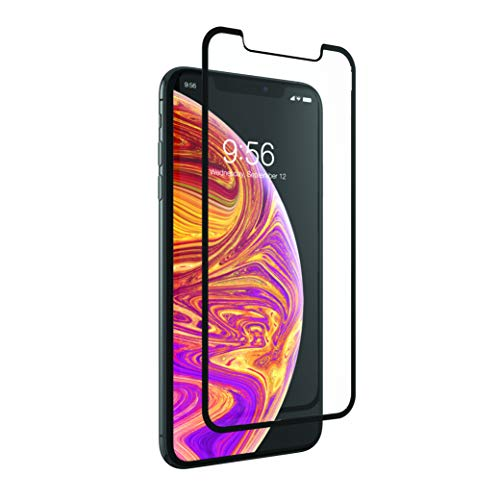 ZAGG InvisibleShield Glass+ Luxe Tempered Screen Protector for iPhone Xs Max - Clear