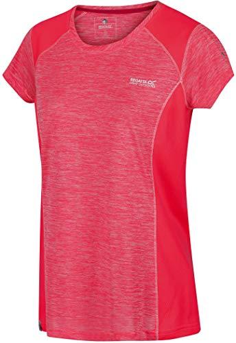 Regatta Womens Breakbar V Quick Dry Wicking Active T Shirt