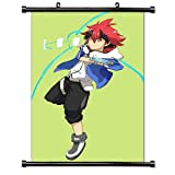 Shadowverse Anime Fabric Wall Scroll Poster (16x26) Inches [A] Shadowverse-5