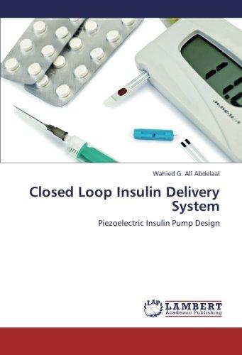Closed Loop Insulin Delivery System: Piezoelectric Insulin Pump Design