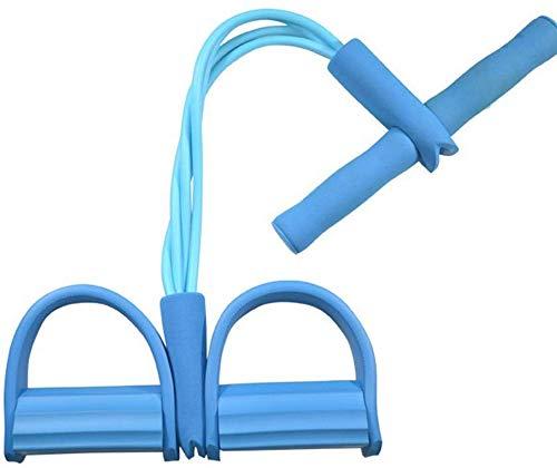 Fitness Guru LP-120 Waist Reducer Rope (Multicolour)