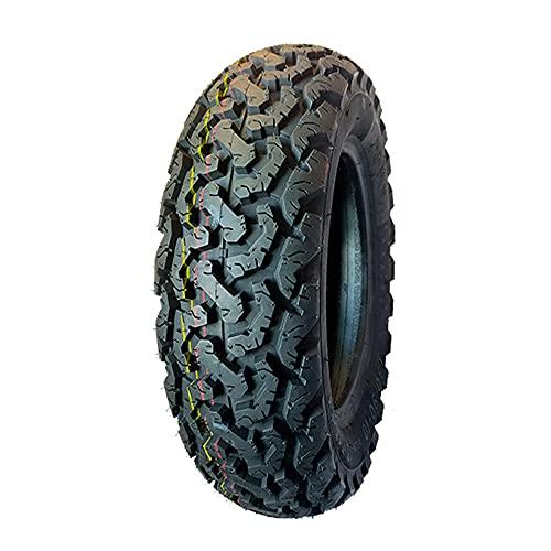 SUIBIAN Neumáticos de Motocicleta, neumáticos de vacío a Prueba de explosiones y pinchazos de 14/16 Pulgadas, adecuados para vehículos Todo Terreno, montaña, Nieve y competición,14x2.50