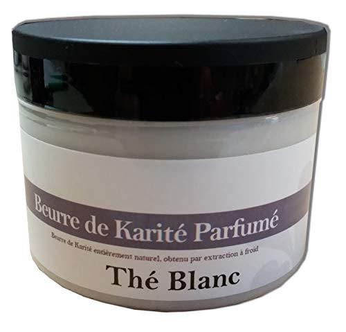 Storepil - Thé blanc Beurre de karité pot de 150 ml.