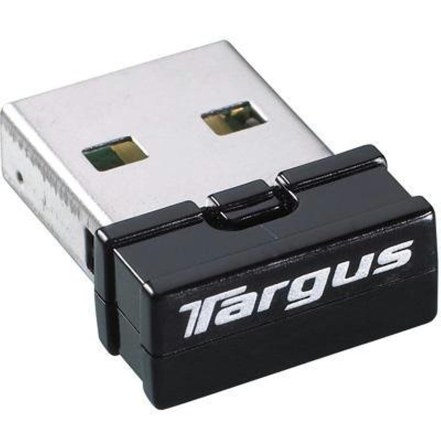 オートマトン膨らませる球体Targus acb10us1?/ acb10us1?USB Bluetooth 2.0?–?Bluetoothアダプタ