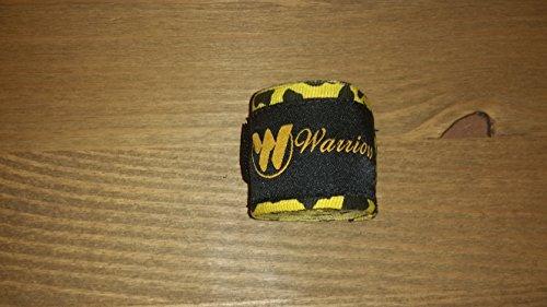 100% Cotton, Designer Hand Wraps MMA / Training - Warriors Range.