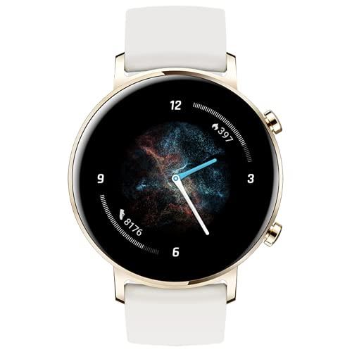 Huawei Watch GT2 (42mm) - Smartwatch Sport Frosty White