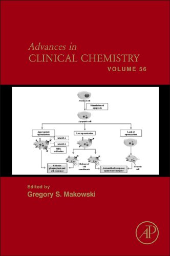 Advances in Clinical Chemistry (ISSN Book 56) (English Edition)