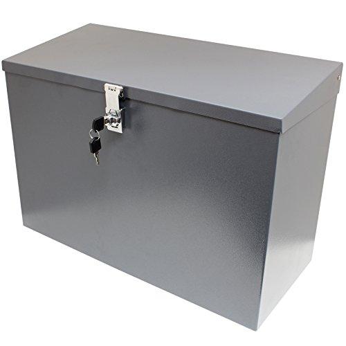 Eine reine Paketbox die nicht mit einem Briefkasten kombiniert ist