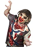 Zagone Yummy Mask,  Zombie Vampire Monster with sharp teeth