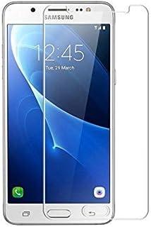 9H Dureza Galaxy J5 2016 Vidrio Templado Screen Protector FCLTech 1 Piezas Protector de Pantalla para Samsung Galaxy J5 2016 Alta Sensibilidad Anti-Ara/ñazos