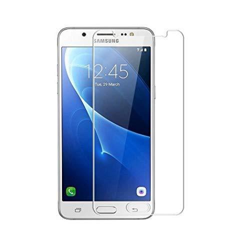 3 Pezzi Vetro Temperato Samsung Galaxy J5 2016, WEOFUN Display Proteggi Schermo per Samsung Galaxy J5 2016 SM-J510 Pellicola Protettiva 5.2 pollice (0,33mm, 9H, Alta-trasparente)