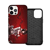 Attack On Titan 進撃の巨人 Mikasa Ackerman Iphone12/Iphone12 Pro /Iphone12mini/Iphone12 Pro Max携帯電話ケース衝撃防塵型防塵携帯電話ケース Ip12 Pro-6.1
