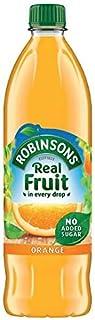 Robinsons Orange Squash No Added Sugar, 1 Litre