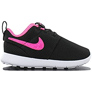 Nike Roshe One Kids Running Shoe, Black (Black/Pink-White Blast), 4.5 UK (21 EU):Warezcrack