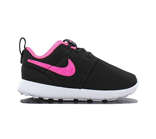 Nike Nike Roshe One (TDV) - Sportschuhe, Farbe Schwarz (Black/pink Blast-White), Größe 26
