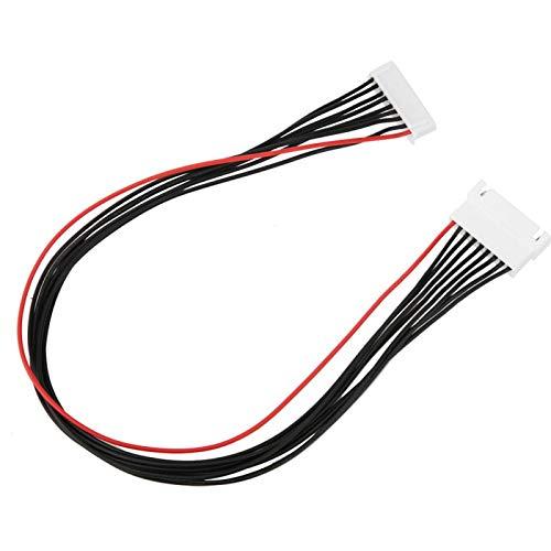 SALUTUYA Cable de extensión de Equilibrio LiPo de 11.81 Pulgadas para automóvil RC