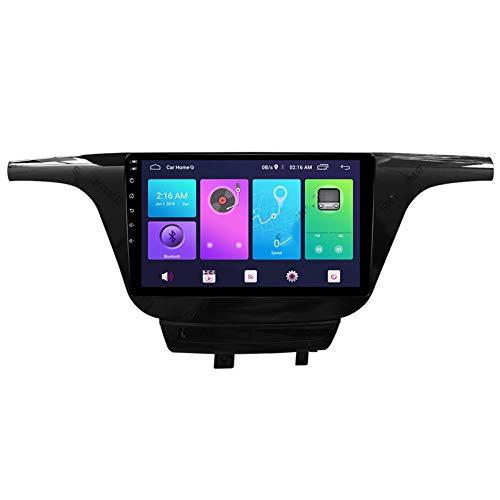 Nav Android 10.0 Car Stereo Double DIN para Buick GL8 2017 Navegación GPS Unidad Principal de 9 Pulgadas Reproductor Multimedia MP5 Receptor de Video y Radio con 4G WiFi DSP Carplay
