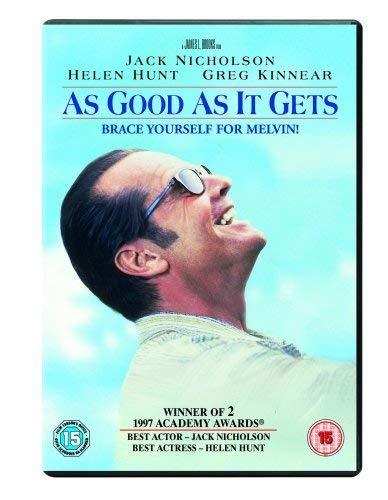 As Good As It Gets [Edizione: Regno Unito] [Edizione: Regno Unito]
