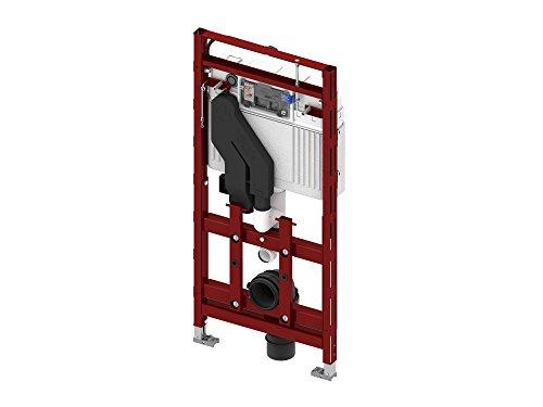 TECElux WC Modul 400 (Bauhöhe 1120 mm, mit Geruchsabsaugung, nachträglich höhenverstellbar) 9600400