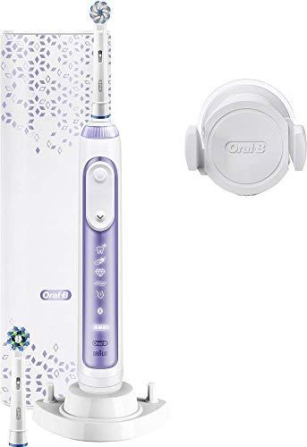 Oral-B Power Genius 10100S Elektrische Zahnbürste Lila, 1140 g, 80326277