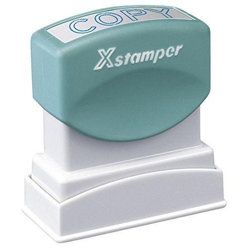 シヤチハタ XスタンパーB型藍 COPY XBN-10063 00060628【まとめ買い3個セット】