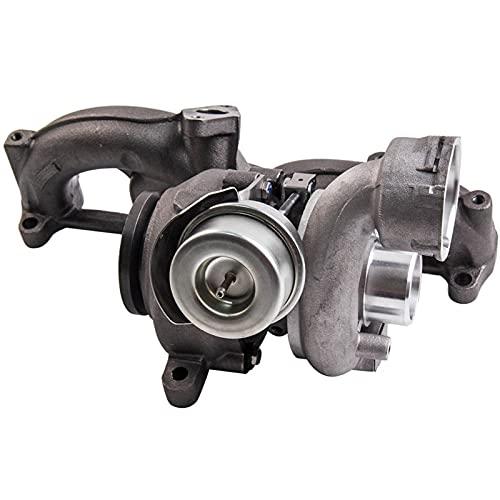 Turbocompresor turbocompresor GT1646V turbocompresor para A***d** A3 Seat Altea Toledo1.9 TDI BJB BKC BXE 77KW Turbo Supercharger 751851-5004S