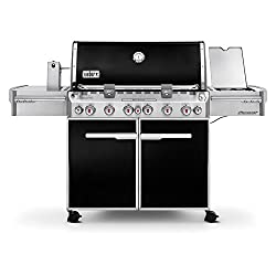 Weber 7471001 Summit E-670 6-Burner Natural Gas Grill
