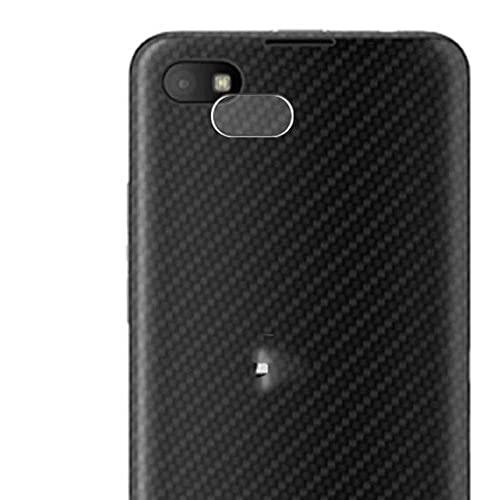 Vaxson 2 Stück Schutzfolie, kompatibel mit Blackberry Z30 Kamera TPU Folie Rückseitige Kameraobjektiv [nicht Panzerglas Bildschirmschutzfolie Hülle Hülle ]