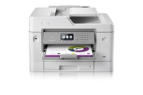 Brother MFC-J6935DW 4-in-1 Farbtintenstrahl-Multifunktionsgerät (Drucker, Scanner, Kopierer, Fax)