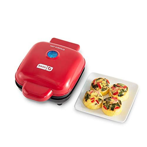 Dash DBBM450GBRD08 Deluxe Sous Vide Style Egg Bite Maker with