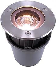 Deko-Light Vloerinbouwlamp, Quick Round, symmetrisch, 220-240 V AC/50-60 Hz, 35,00 W 730239