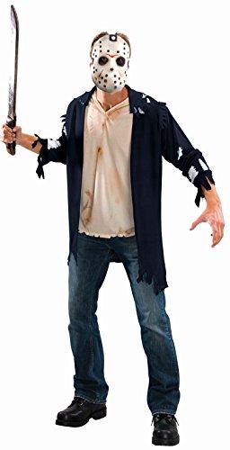 Jason Voorhees kostuum voor mannen