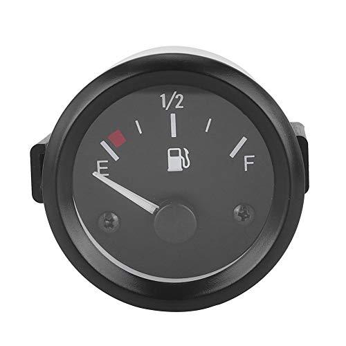 Medidor de indicador de nivel de combustible SUV universal para automóvil con transmisor de nivel de combustible