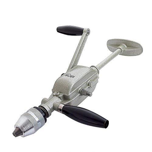 Schroder 50344 Heavy-Duty 1/2-inch Rotary Breast Hand Drill
