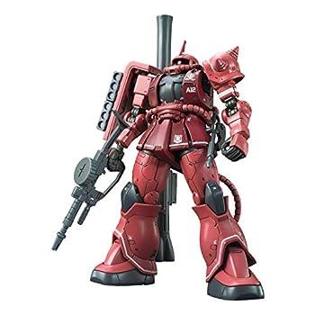 Bandai Spirits Hobby MS-06S Zaku II Char Aznable s Mobile Suit Gundam  Red Comet Ver  Gundam The Origin HG 1/144 Multi  BAS5057656
