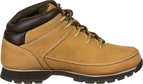 Timberland Herren Euro Sprint Hiker A122I Klassische Stiefel, Braun (Brown), 43.5 EU